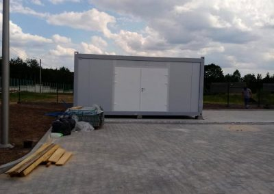 Kraft LagerContainer 04
