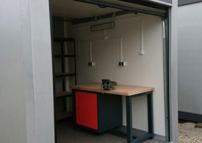 Kraft LagerContainer 13