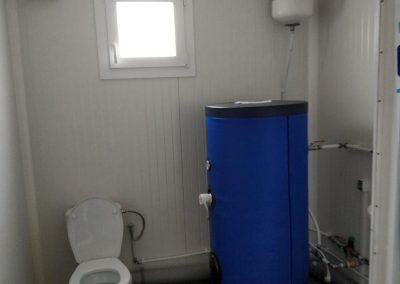 Kraft WC Container 14